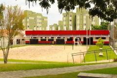 quadra-areia